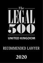 Bradie Pell Legal 500 2020