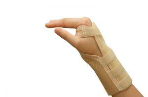 compensation missed tendon damage