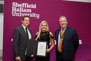 Sheffield Hallam law awards