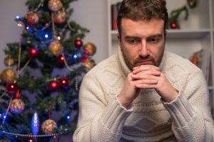 divorce and separation at Christmas